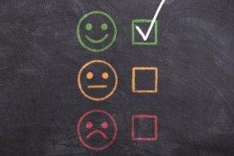 checklist aangevinkt blij met hogere alimentatie