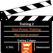 Training 2: Soul Power Training