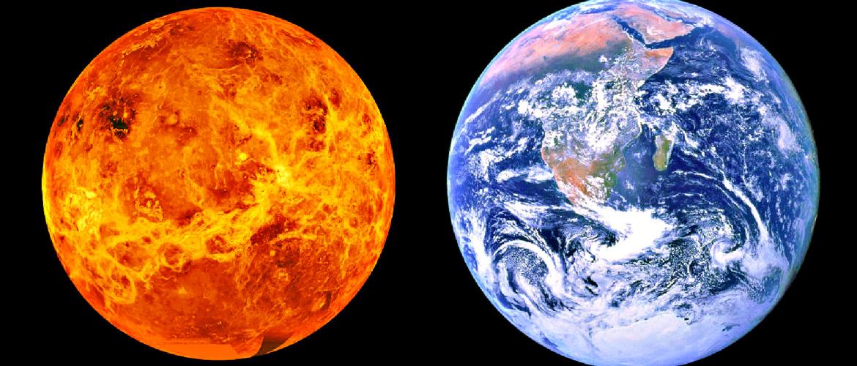 Vrouwen werken op Venus en mannen?