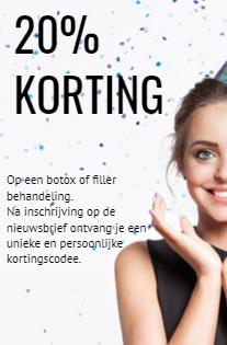 korting botox arnhem