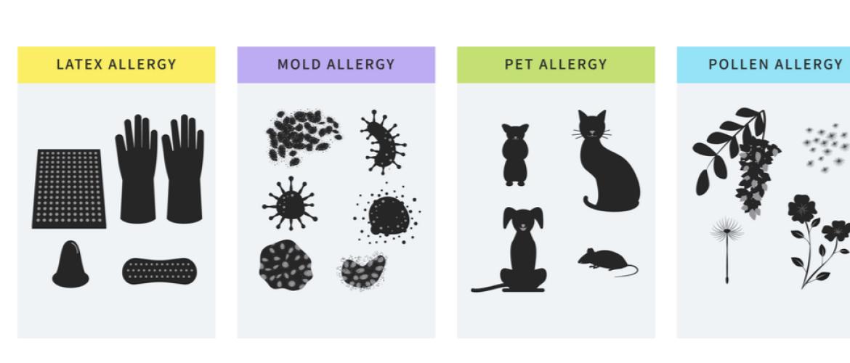 Alles over allergie: contactallergie of inhalatie allergie?