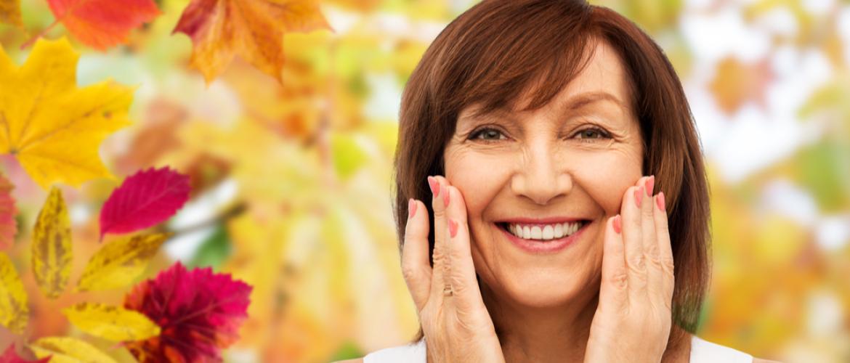 De herfst en je huid