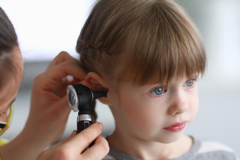 oorontsteking volwassen kind