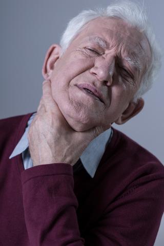Slikproblemen bij ouderen