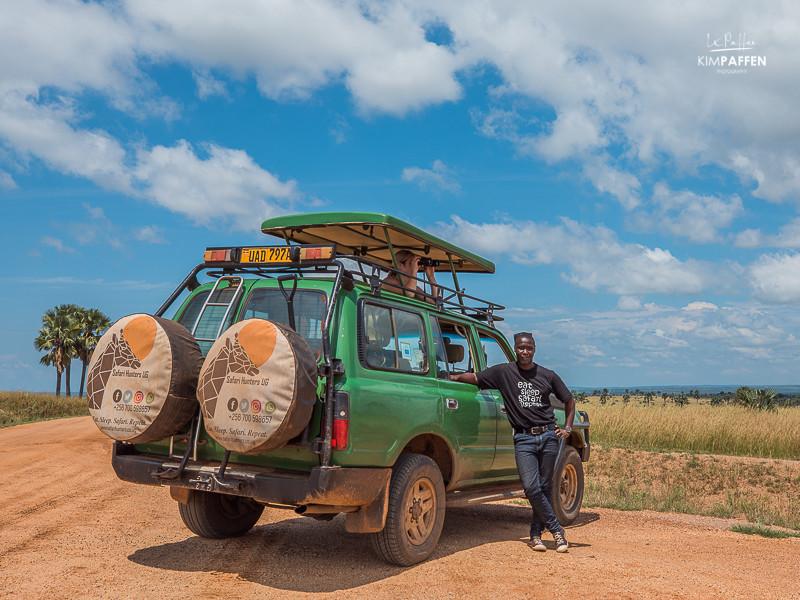 Explore Uganda with a local guide or local Uganda Safari Company