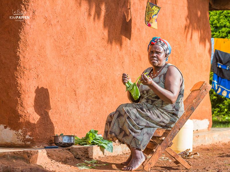 Local Community Sipi Falls Uganda
