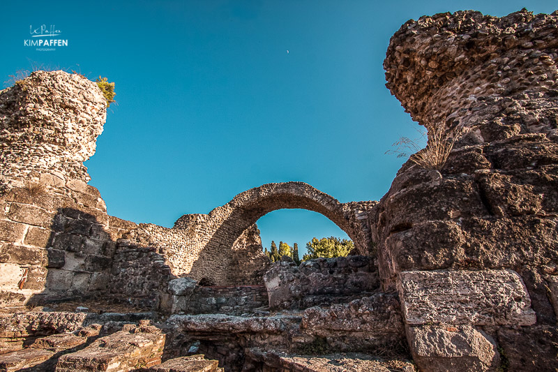 discover the ruins of Kos Island