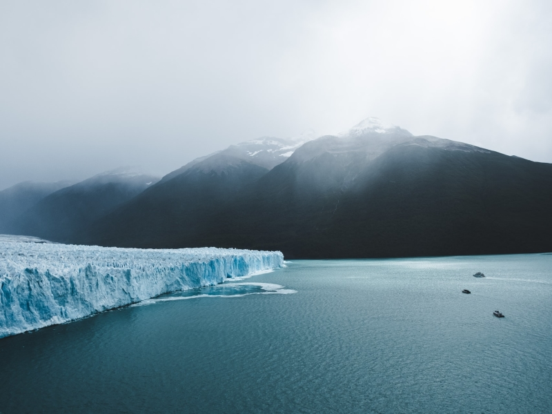 South America Travel: Perito Moreno Glacier Argentina