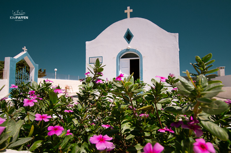 Explore the small churches on Kos Island