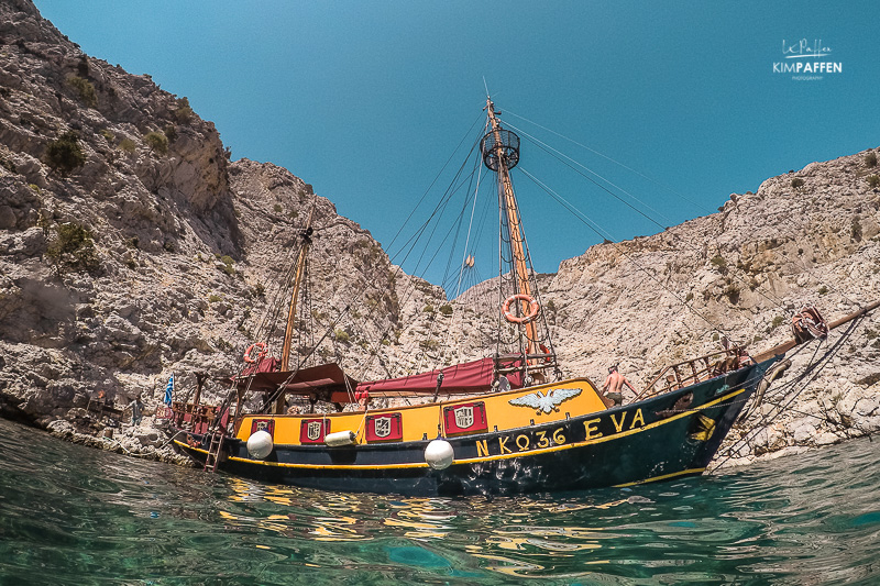 Best activity in Kos: 2-island boat trip