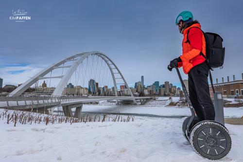 Edmonton Segway Tour, Alberta Canada