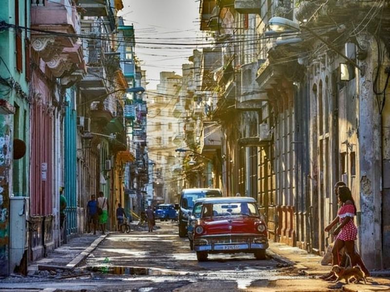 Caribbean Travel: Cuba