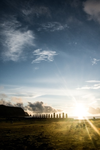 South America Travel: Easter Island Chile