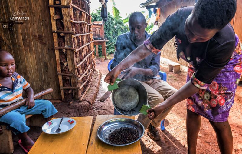 Local Coffee Plantation Visit Uganda