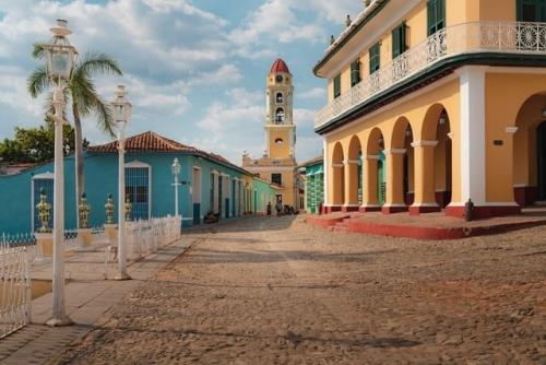 Caribbean Travel: Visit Trinidad in Cuba