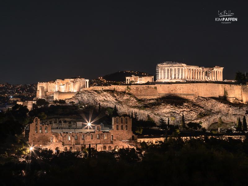 Athens Travel: Acropolis