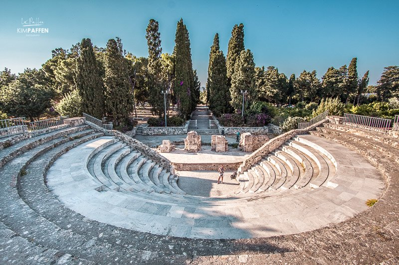 Roman Odeon Theater of Kos