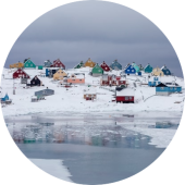 Travel to Greenland, North America
