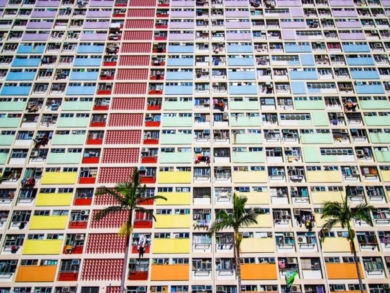 Hong Kong Photography: Choi Hung Estate