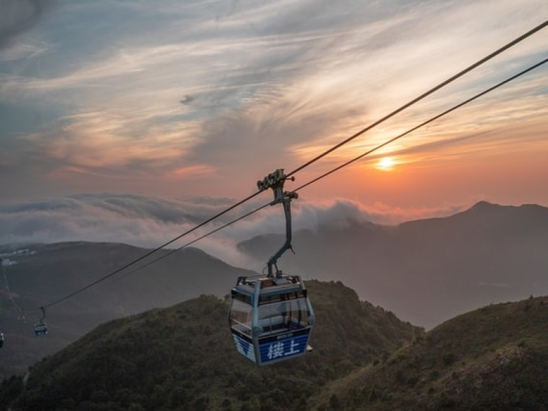 Hong Kong Travel: Ngong Ping