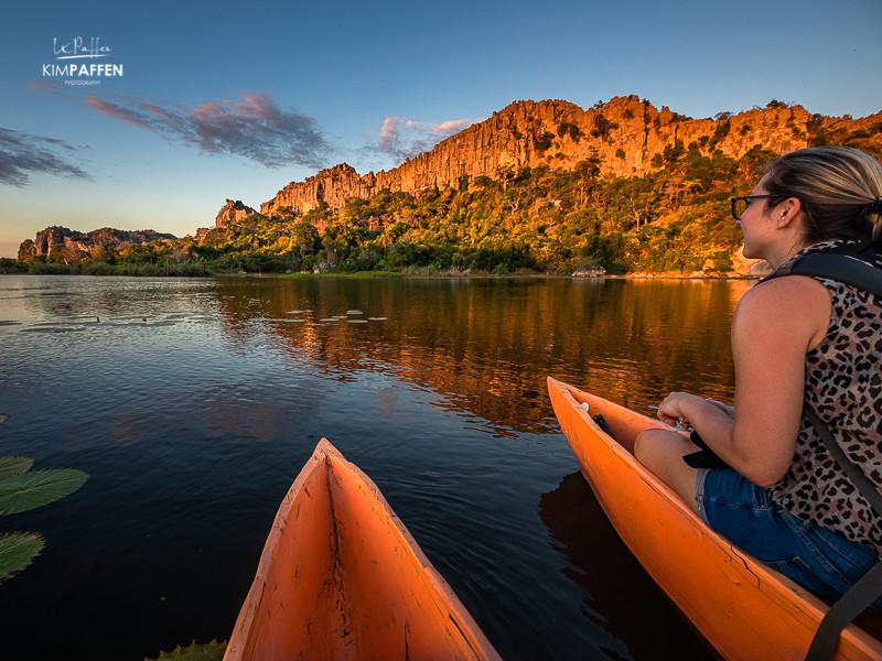 Visit Tsingy Ankarana and Canoe Trip on Laka Laka Lake in Northern Madagascar