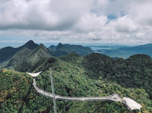 Malaysia Travel: Langkawi Skybridge (best thing to do)