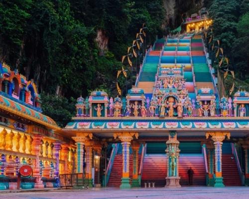 Malaysia Travel: Batu Caves