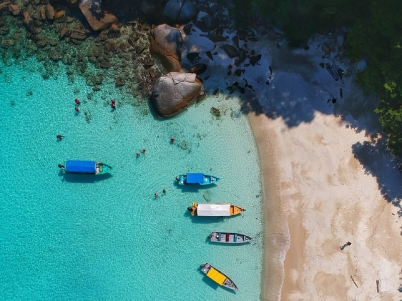 Malaysia Travel: Perhentian Islands Malaysia