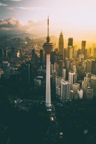 Malaysia Travel: Menara Tower, Kuala Lumpur
