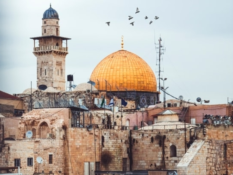 Middle East Travel: Israel