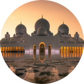 Middle East Travel: Abu Dhabi UAE