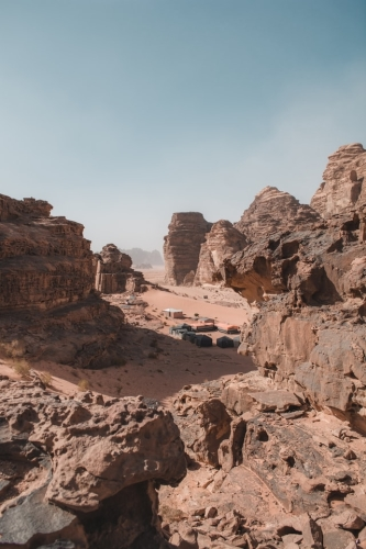 Middle East Travel: Wadi Rum Jordan