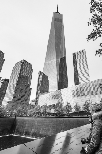 New York City Travel: September 11 Memorial and Freedom Tower