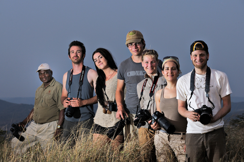 Photography Volunteer Africa