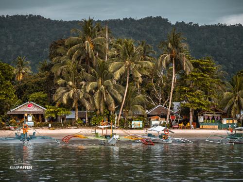 Laid-back Port Barton Philippines