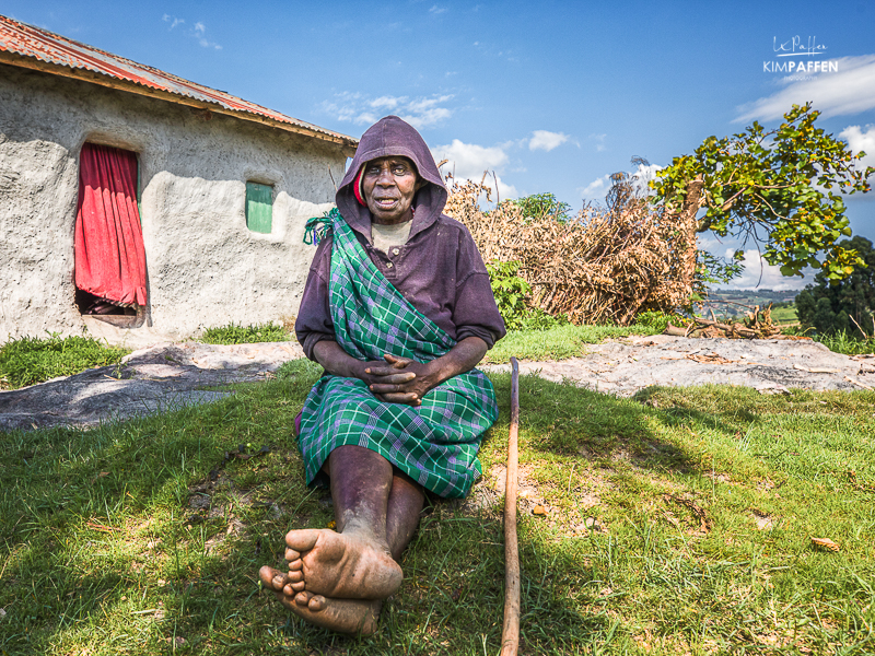 Survivor of Punishment Island, Lake Bunyonyi Uganda