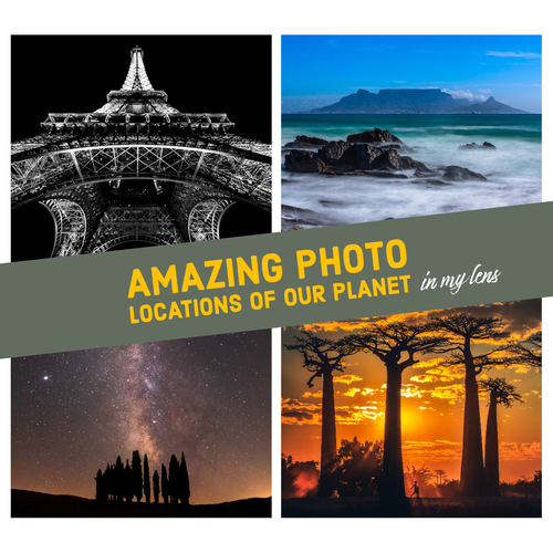 Top Photo Locations for Travel Photography