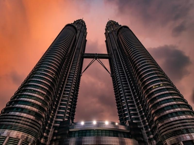 Travel Photography Malaysia: Petronas Towers Kuala Lumpur