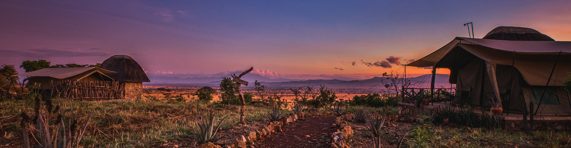 Travel Resources to plan your trip abroad, like this eco-camp in Uganda