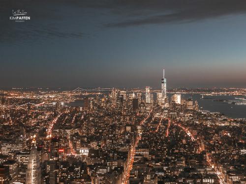 USA Travel: Empire State Building New York City