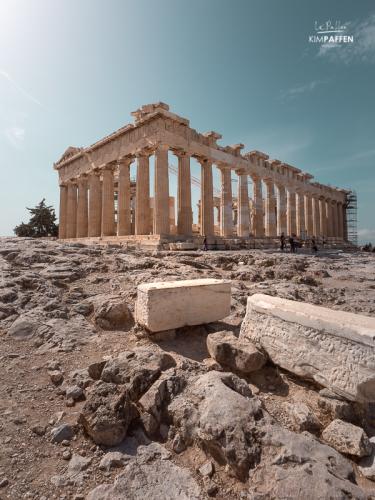 Visit Athens: Acropolis