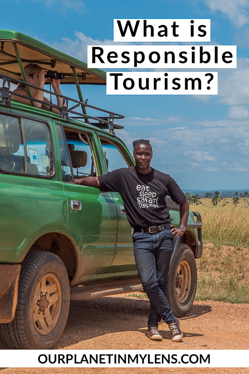 What is Responsible Tourism?