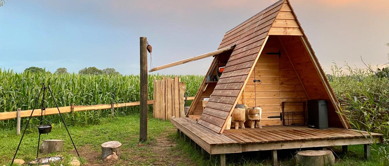 De 5 mooiste Campspace accommodaties in de natuur