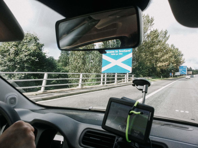 auto-tunnel-naar-schotland
