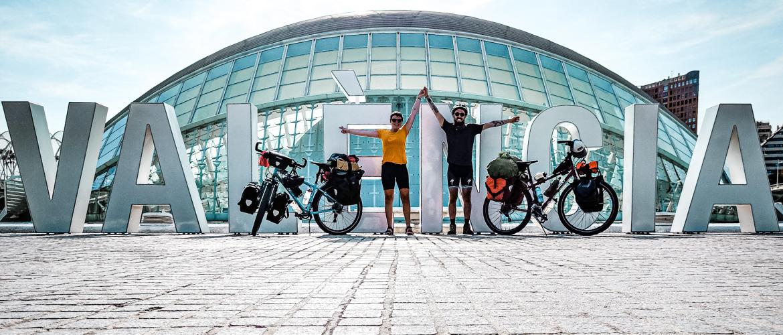 Avontuurlijk reizen: een wereldreis op de fiets