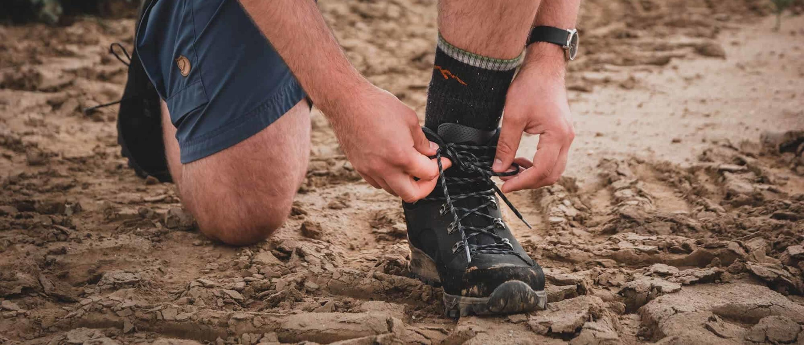 Blaren voorkomen tijdens het wandelen: 5 tips