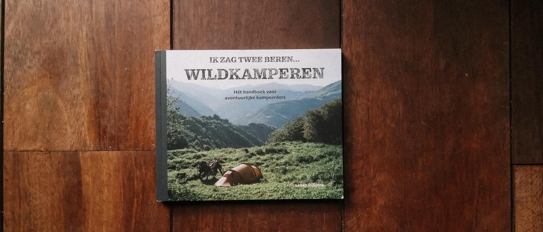 Fijn boek over wildkamperen