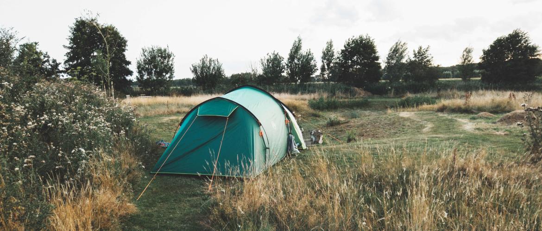 Campspace: kamperen in iemands achtertuin