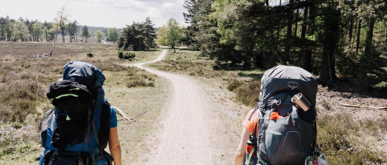 Driedaagse trektocht over de Veluwe + gratis route