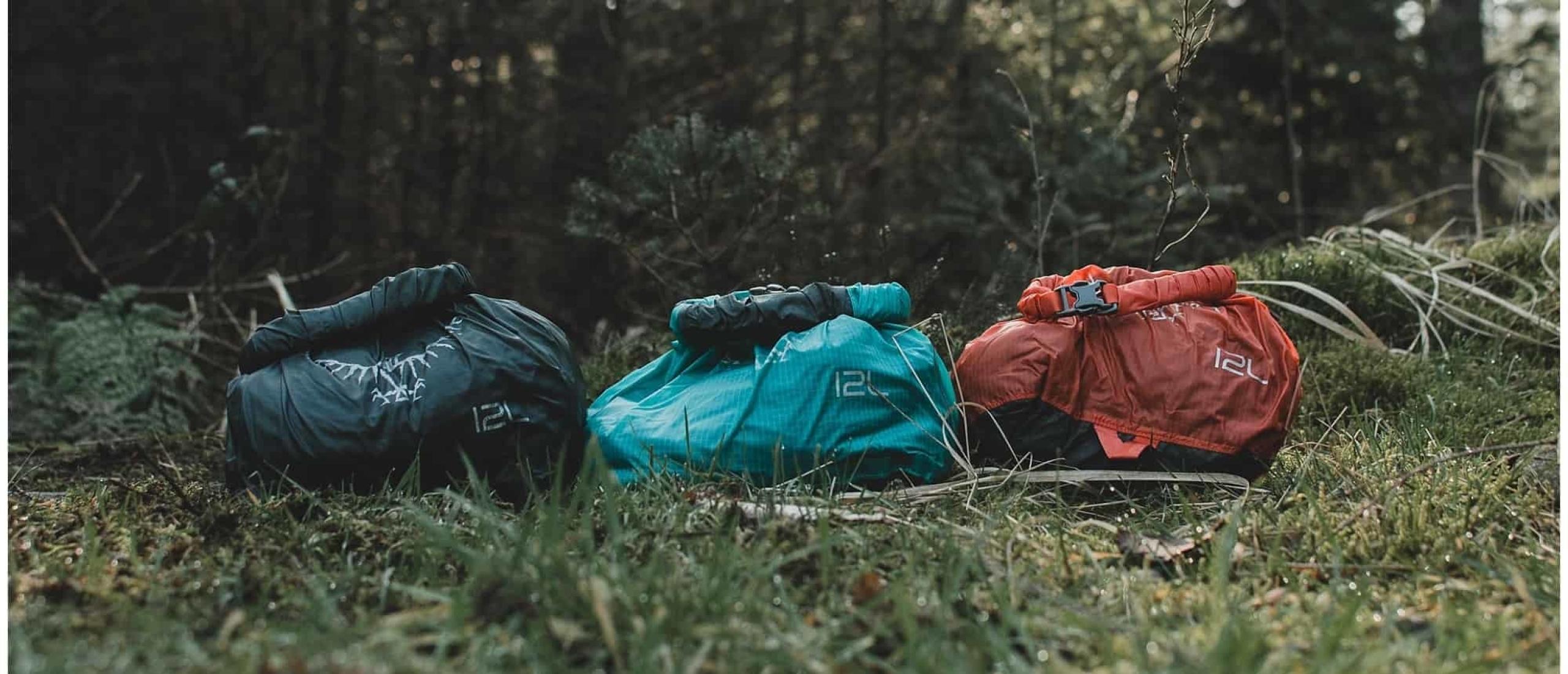 Onmisbaar in je backpack: dry bags